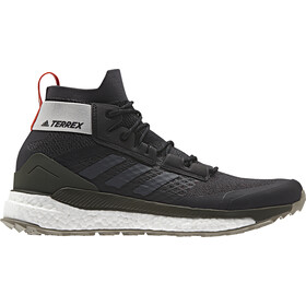 adidas TERREX Free Hiker Shoes Men core black/gresix/ngtcar